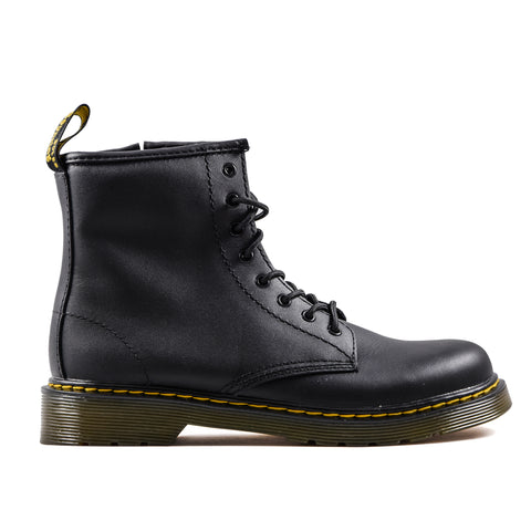 Anfibio Dr. Marten's junior in pelle nera
