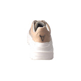 Sneakers Windsor Smith Donna modello Carte vernice rosa e suola bianca