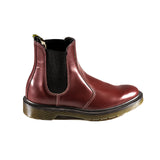 Beatles Dr. Marten's donna in pelle rossa