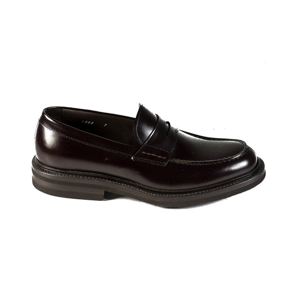 Mocassino Green George uomo bordeaux
