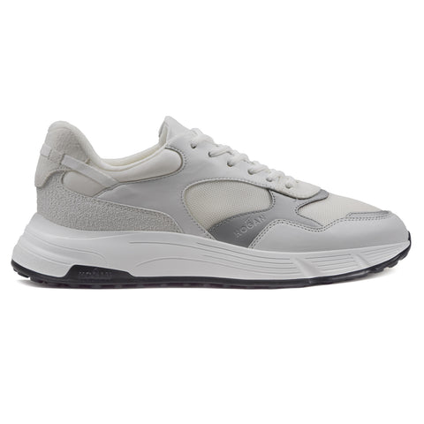 Hogan Hyperlight Uomo Sneakers Bianco Con Soletta Memory Foam