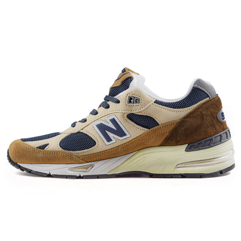New Balance 991 Sneakers Made England Abzorb Uomo Mix Di Colori