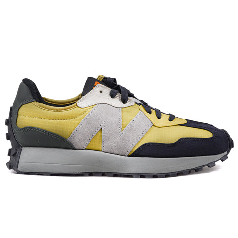 New Balance MS327 Uomo Sneakers Multicolore Con Ampio Logo