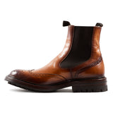 Beatles Officine Creative Uomo motivo brogue Exeter 006