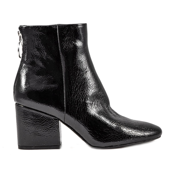 Stivaletto Donna Steve Madden Break in vernice nera