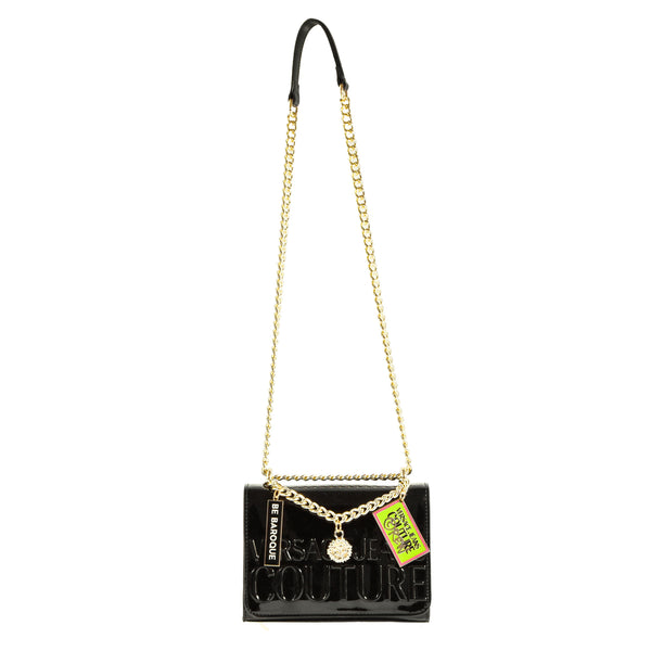 Versace Jeans Couture Borsa manico in metallo Donna