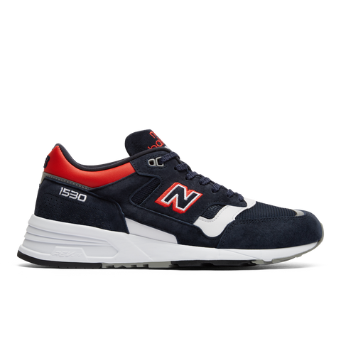 Sneakers New Balance 1530 Uomo Blu Made In England PE20