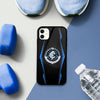 Carlton Football Club LUMINOUS GLOW PHONE CASE 150804
