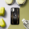 Collingwood Football Club LUMINOUS GLOW PHONE CASE 150801