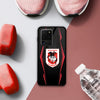 St. George Illawarra Dragons LUMINOUS GLOW PHONE CASE 150815