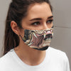 Predator Face mask 070806