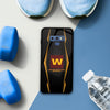 Washington Redskins LUMINOUS GLOW PHONE CASE TD010906