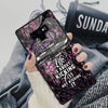 Luminous Glow Phone case iPhone Samsung nam191009