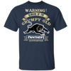 Grumpy old Penrith Panthers G500 5.3 oz. T-Shirt