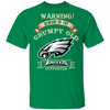 Grumpy Old Philadelphia Eagles Supporter G500 5.3 oz. T-Shirt