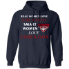 Real women love Essendon G185 Pullover Hoodie 8 oz.