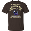 Grumpy old Storm G500 5.3 oz. T-Shirt