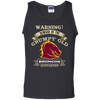 Grumpy old Brisbane Broncos - Broncos G220 100% Cotton Tank Top