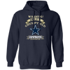 Grumpy Old Dallas Cowboys Supporter G185 Pullover Hoodie 8 oz.