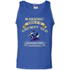 Grumpy old Storm G220 100% Cotton Tank Top