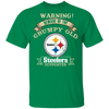 Grumpy Old Pittsburgh Steelers Supporter G500 5.3 oz. T-Shirt