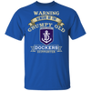 Grumpy old Fremantle G500 5.3 oz. T-Shirt