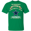 Grumpy Old Dallas Cowboys Supporter G500 5.3 oz. T-Shirt