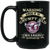 Grumpy old Manly Warringah Sea Eagles. - Sea Eagles BM15OZ 15 oz. Black Mug