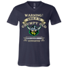 Grumpy old Canberra Raiders 3005 Unisex Jersey SS V-Neck T-Shirt