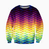 Illusion 3D Hoodie, T-Shirt, Sweater - 070911