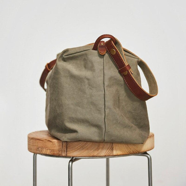 top goldman Piceno Canvas Travel Bag 601117