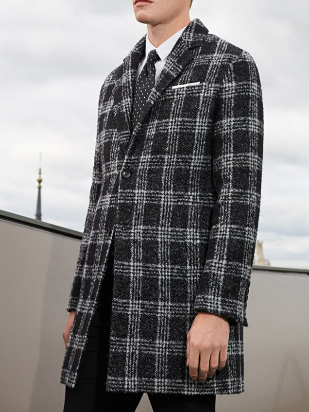 Perugia Wool Coat