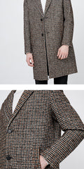 Vercelli Wool Coat