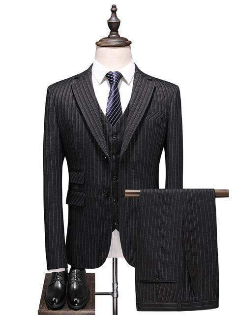 topman topgoldman boss luxury elegant business suits-6722-XL