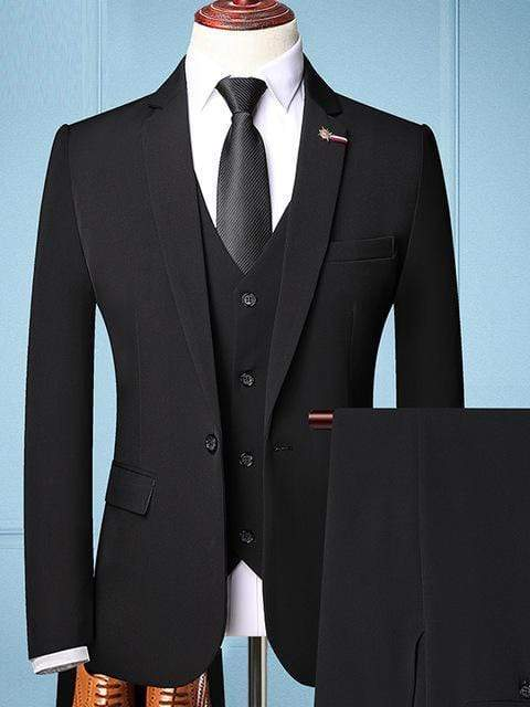 topman topgoldman boss luxury elegant business suits-T9032-L