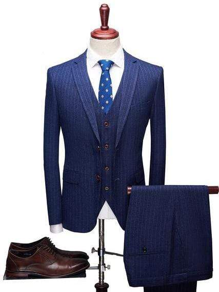 topman topgoldman boss luxury elegant business suits-982-XL