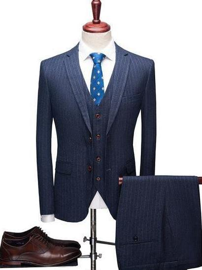 topman topgoldman boss luxury elegant business suits-983-XXL