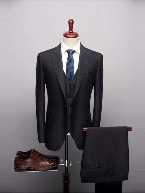 topman topgoldman boss luxury elegant business suits-829-M