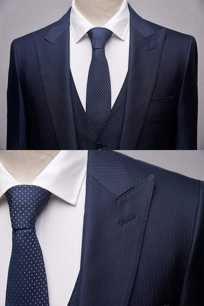 topman topgoldman boss luxury elegant business suits-830-XXL