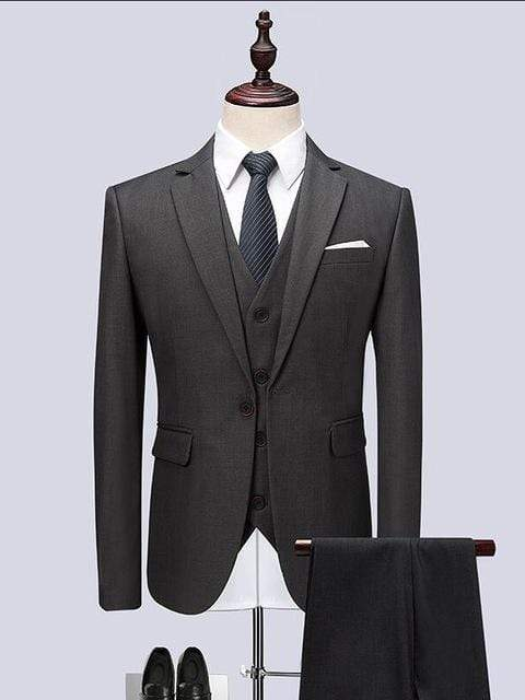 topman topgoldman boss luxury elegant business suits-Gary-XL