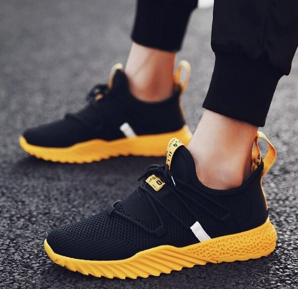 Breathable sport casual sneakers