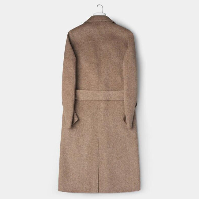 Tivoli Wool Overcoat winter coat jacket for men khaki