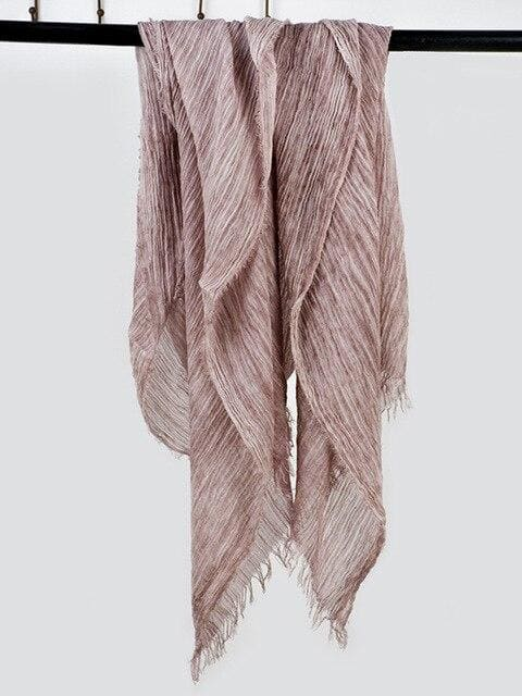 topman topgoldman boss luxury elegant scarf scarves for men-Pink-