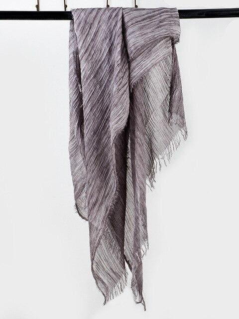 topman topgoldman boss luxury elegant scarf scarves for men-purple-