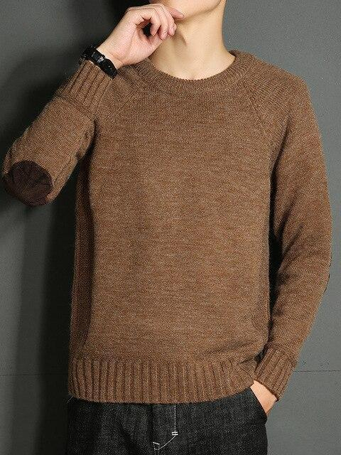 topman topgoldman boss luxury elegant sweaters for men-Camel-XXL