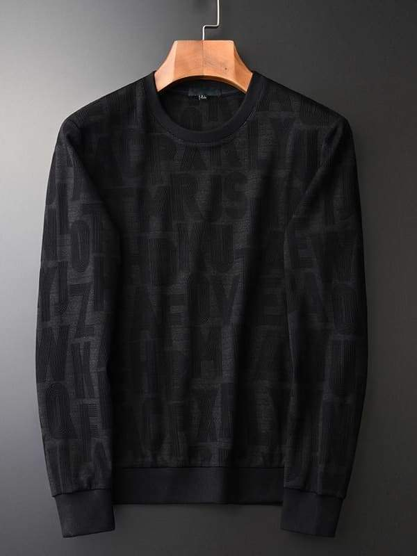 topman topgoldman boss luxury elegant sweatshirt for men-M-