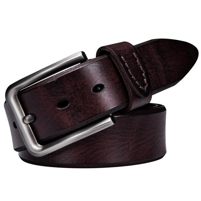 topman topgoldman boss genuine leather belt - ZK-2017-B-110cm
