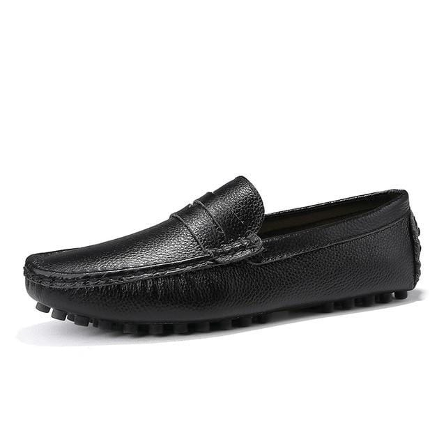 Genuine Leather Luxury Casual Loafers