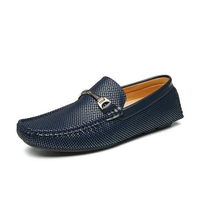 Comfy Leather Loafers