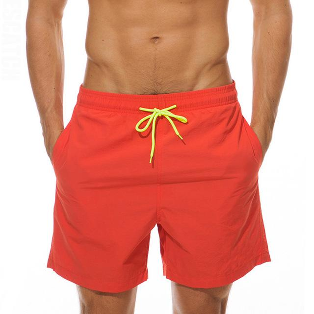 topman topgoldman boss elegant swim gym running shorts for men-Jacinth-M